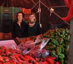 Puente la Reina abre con la Semana del Pincho la temporada de pimiento