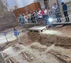 Éxito de las visitas a la iglesia de San Nicolás de Tudela