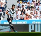 El Newcastle nombra a Merino mejor jugador del mes