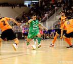 Osasuna Magna y Aspil-Vidal inician la Liga ante el Santiago y el Barcelona