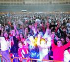 Los jóvenes de Tudela celebran sus fiestas a lo grande