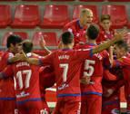 Numancia y Valladolid se sitúan en lo más alto tras derrotar a Sporting y Granada