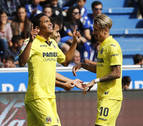 El Villarreal no tiene piedad del Alavés
