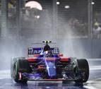 Carlos Sainz, cuarto en una nueva victoria de Hamilton