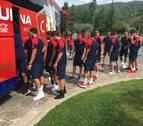 Osasuna se concentrará en Jerez para la doble cita de esta semana