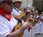 Olite presume de música en fiestas