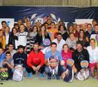 Gabarrús-Torrens y Zaratiegui-Santos, ganadores el Trofeo Padel Revolution