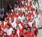 Villafranca vive la fiesta en femenino