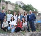 El voluntariado del Santo Sepulcro de Estella se despide con vocación de seguir