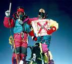 25 años de una foto histórica: la primera cumbre foral del Everest