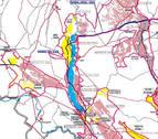 Las áreas regables del proyecto del Canal de Navarra se incrementan en 3.008 ha.