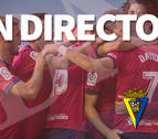 Así les hemos contado la victoria de Osasuna contra el Cádiz