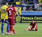 Un Osasuna desdibujado cae eliminado de la Copa en Cádiz