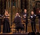 El público y la crítica respaldan la 48 Semana de Música Antigua de Estella
