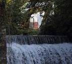 La demolición de la presa en Ituren frustra la recuperación de la piscifactoría