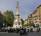 Dos jóvenes denuncian una agresión en Pamplona en el acto por la unidad de España