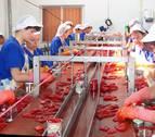 La agroindustria exporta un 16% más en el primer semestre y factura 590 millones