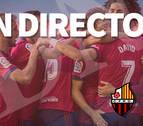 Así les hemos contado el empate de Osasuna contra el Reus