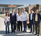 Una delegación turca visita el Centro Superior de Energías Renovables de Imárcoain