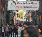 Piden prohibir la marcha de Sare del 20 de junio en Pamplona