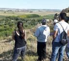 Universitarios de Zaragoza estudian la gestión de inundaciones en Navarra