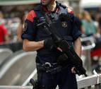 Hallan el cadáver de una mujer en plena calle en Barcelona