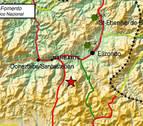 Dos nuevos terremotos en el norte de Navarra esta noche