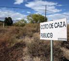 La Policía Foral denuncia a un hombre por cazar bajo la influencia de las drogas