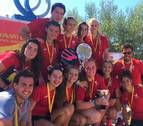 Navarra, campeona de España de Menores en 2ª categoría femenina