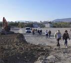 Un parque y actividades económicas sustituirán al antiguo matadero de Orkoien