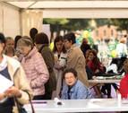 La jornada de salud del Colegio de farmacéuticos reúne a 300 personas
