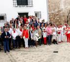 Cortes inaugura la exposición de su yacimiento del Alto de la Cruz