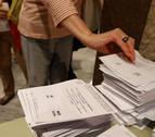 Políticos navarros reaccionan en las primeras horas del referéndum del 1-O