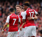 El Arsenal pierde a Monreal entre dos y cuatro semanas