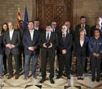 Puigdemont promete la declaración de independencia