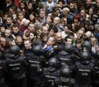 Denunciados 9 profesores de Barcelona por