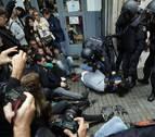 Ascienden a 893 los heridos por cargas policiales en Cataluña, según la Generalitat