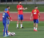 España jugará amistosos contra Costa Rica y Rusia en noviembre