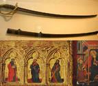 La basílica del Puy muestra hoy al público varias piezas de su colección