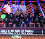 El concurso 'Boom', de Antena 3, pide disculpas por incluir Navarra en Euskal Herria