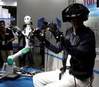 Robots educadores y monedas virtuales, a la vanguardia en Japón
