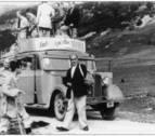 El Club Deportivo Navarra celebra 75 años disfrutando del monte