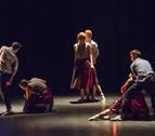 Las coreografías de Dantzazubiak, en Zizur y Barañáin