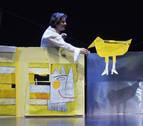 La compañía Pantzart abrirá en Civivox Iturrama el ciclo de teatro infantil en euskera