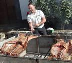 Los atractivos del otoño seducen a más de 600 personas en Ezcároz