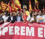 Borrell, a las empresas que salen de Cataluña: