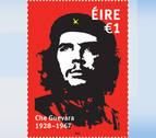 Un sello conmemorativo del Che Guevara genera polémica en Irlanda