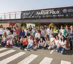 446 personas participan en el programa 'Juntos nos movemos' del Parque Polo