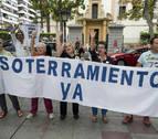 Las obras de soterramiento del AVE en Murcia se iniciarán el 15 de noviembre