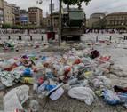 PSN y UPN ponen en duda los datos de Cuenca sobre los vasos reutilizables